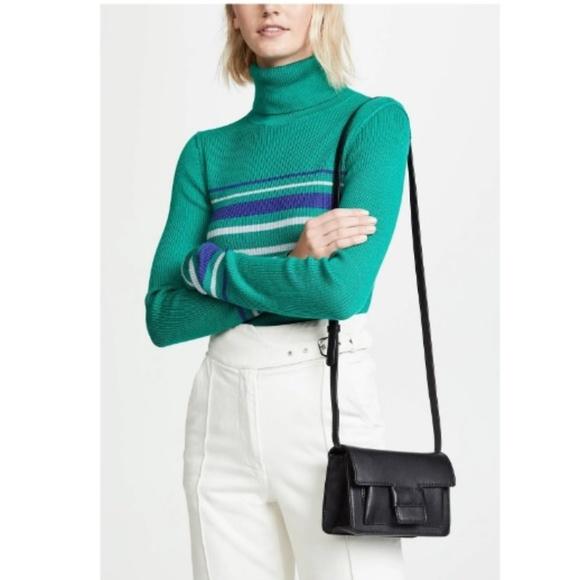 f606dab6ac7 Steven Alan Bags | Billie Mini Flap Leather Crossbody Bag | Poshmark